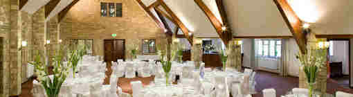 Architect of Wedding Venue at Frogmill Cheltenham